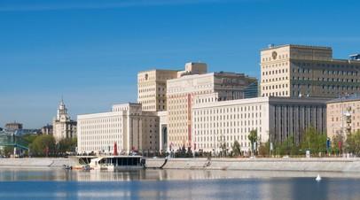 В Минобороны России заявили, что США и союзники пытаются политизировать ОЗХО