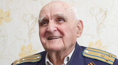 Умер лётчик-испытатель Иван Леонов