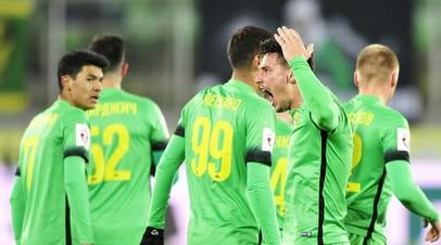 Кадиев назвал цели «Анжи» на предстоящий сезон в РФПЛ