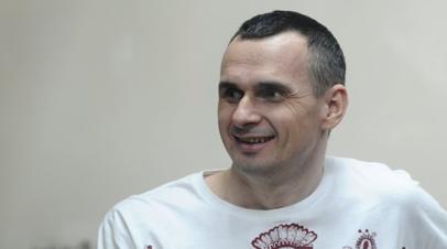 Москалькова попросила ФСИН разрешить ей и украинскому омбудсмену посетить Сенцова