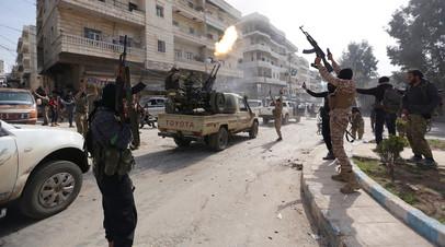 Сирийская свободная армия © Khalil Ashawi