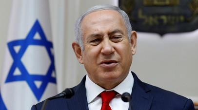 СМИ: Нетаньяху получил приглашение Путина посетить Россию и посмотреть финал ЧМ-2018