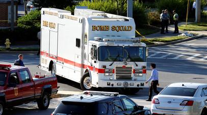 СМИ: Открывшему стрельбу в редакции газеты в Аннаполисе предъявлены обвинения