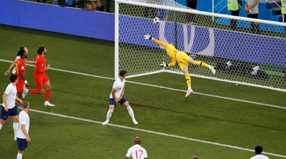 Обзор матча Англия — Бельгия от Петера Шмейхеля