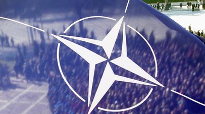Эмблема НАТО «Роза ветров»