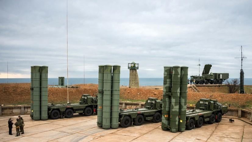 СМИ: Совет по оборонным закупкам Индии одобрил сделку по С-400