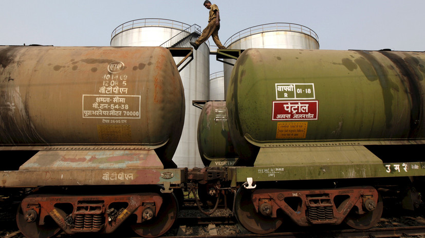 Иран разрешит частным компаниям экспортировать нефть