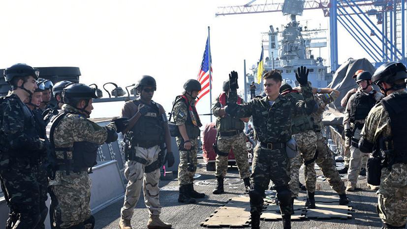 Полторак анонсировал военные учения Украины и США Sea Breeze 2018