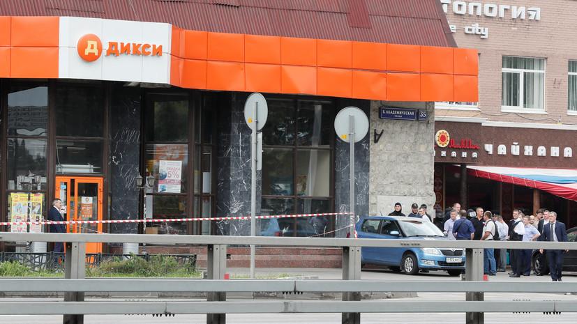Источник: полиция проверяет сообщения о захвате заложников в магазине на севере Москвы