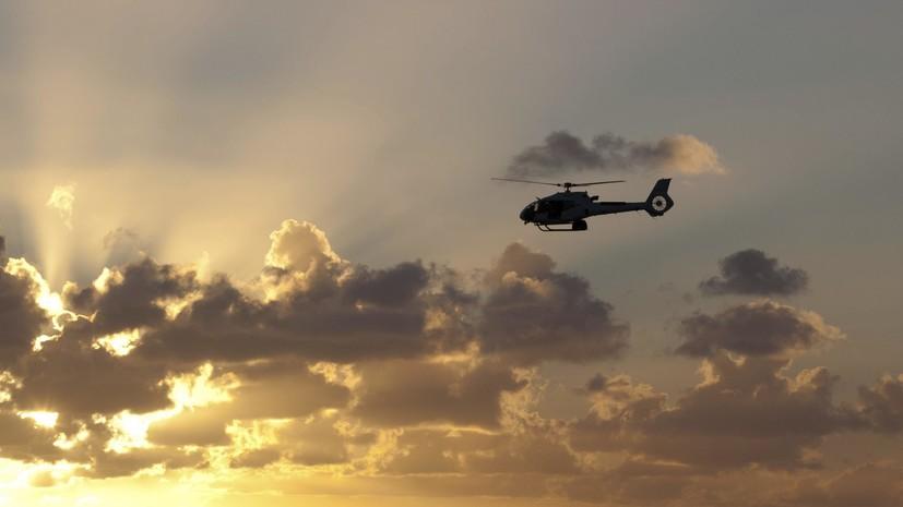 Во Франции налётчик-рецидивист сбежал из тюрьмы на вертолёте