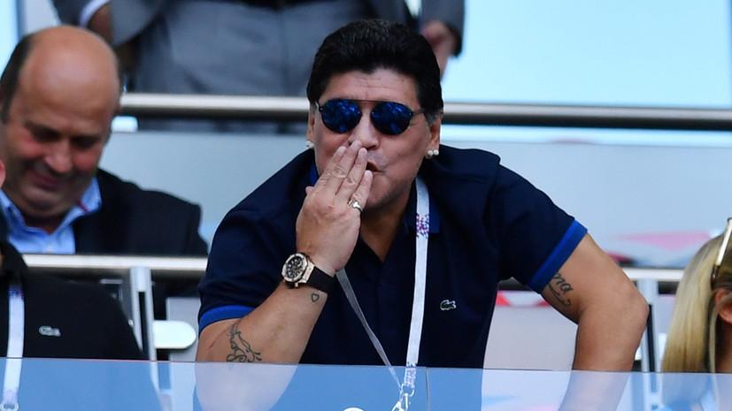 Марадона: Аргентина без Месси — обычная команда