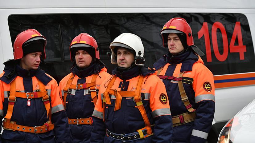 Режим ЧС введён в Нефтеюганске из-за аварии на канализационном коллекторе