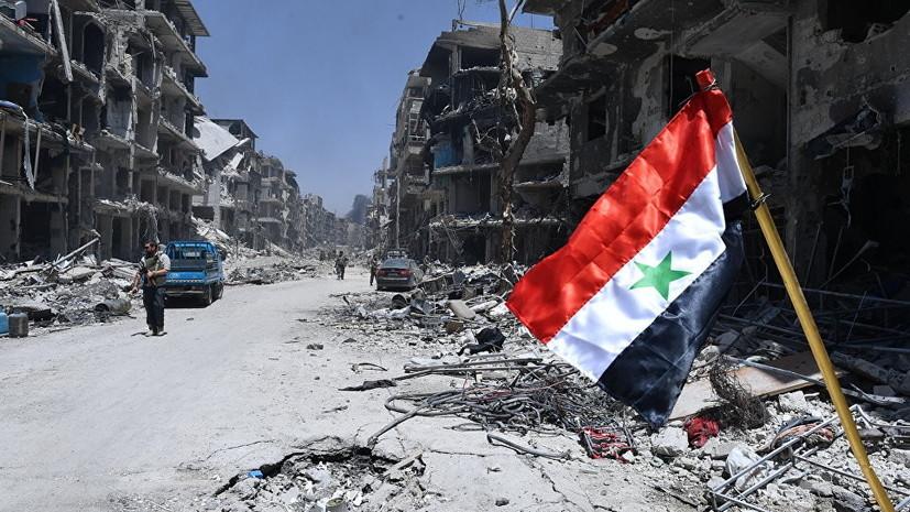 Минобороны России и Израиля обсудили ситуацию на юге Сирии