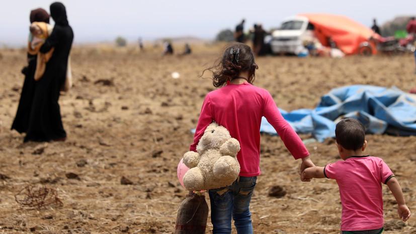 Центр по примирению спланировал ремонт нескольких школ в Сирии