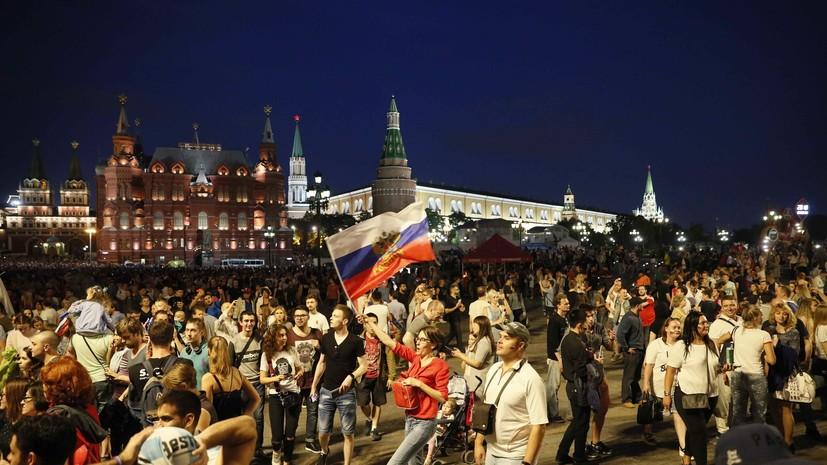 Милонов призвал ввести выходные дни после побед сборной России по футболу
