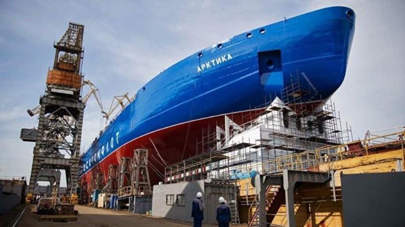 Серию атомных ледоколов проекта 22220 продлят до пяти кораблей