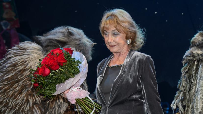 Умерла хореограф-постановщик мюзикла «Кошки» Джиллиан Линн