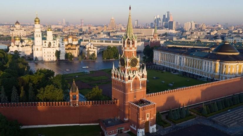 ВКремле призвали не торопиться говорить опотеплении вотношениях сСША