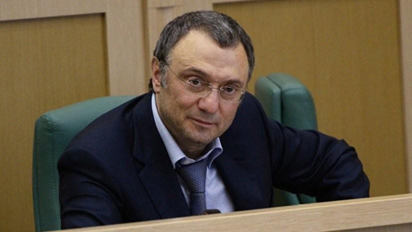 Керимову вернули паспорт — и он находится в России
