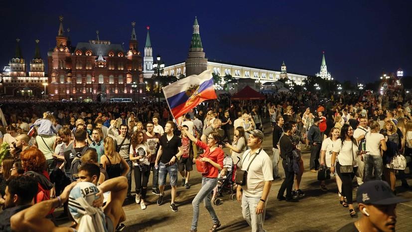 Депутат Лебедев — о выходном дне после победы сборной России: к сожалению, нас не слышат