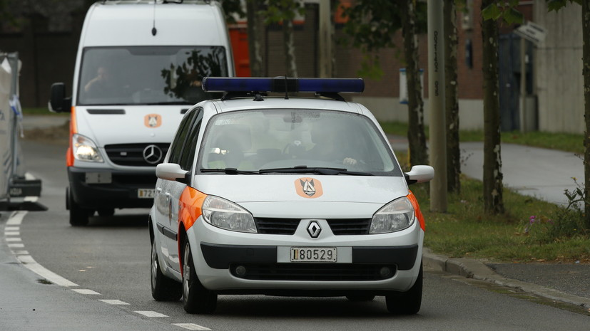 Полиция Бельгии предотвратила теракт во Франции