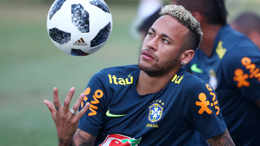 Сборные Бразилии и Мексики определились со стартовыми составами на матч 1/8 финала ЧМ-2018