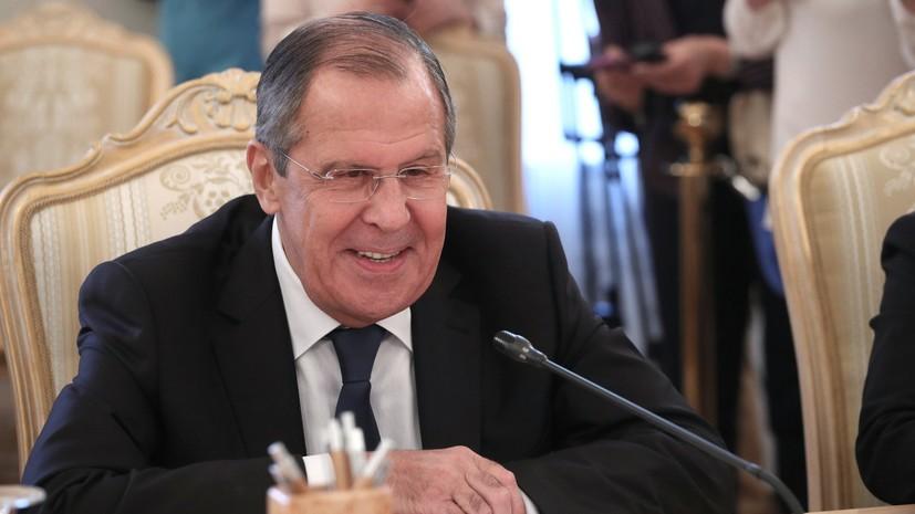 Лавров встретится с конгрессменами США в Москве 3 июля