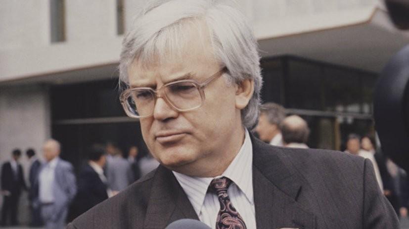 Молчанов прокомментировал смерть бывшего главы Гостелерадио СССР Кравченко