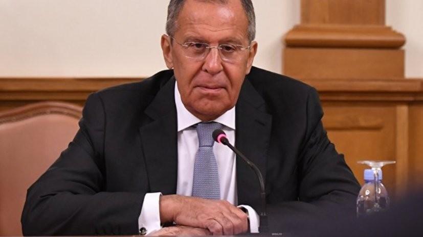 Лавров обсудил с главой МИД Ирана сирийское урегулирование