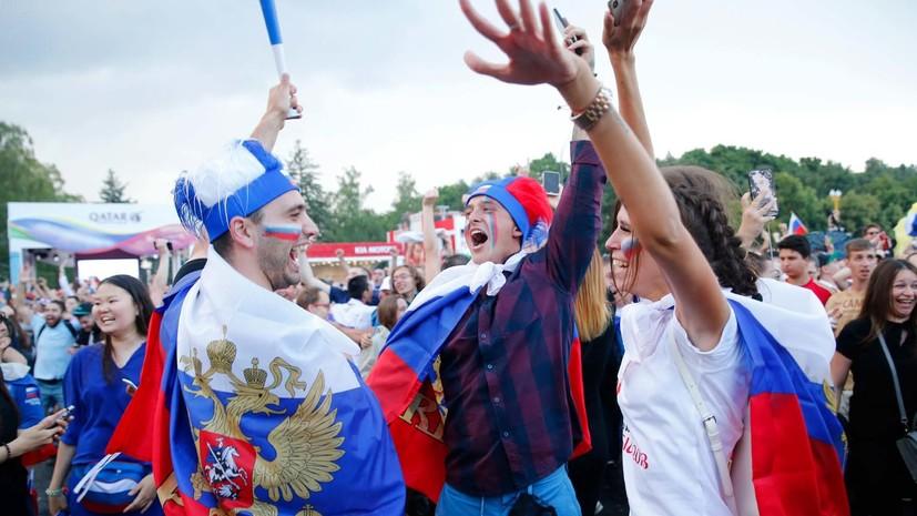 Болельщики рассказали RT о данных накануне матча Россия-Испания обещаниях
