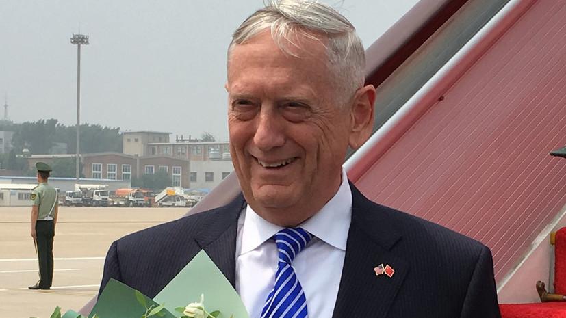 Глава Пентагона намерен посетить Хорватию и Норвегию после саммита НАТО
