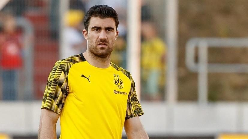 «Арсенал» объявил о приобретении защитника сборной Греции по футболу Папастатопулоса