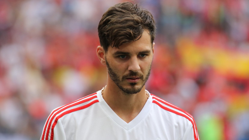 Ерохин рассказал, как вошёл в историю ЧМ на матче 1/8 финала Испания — Россия