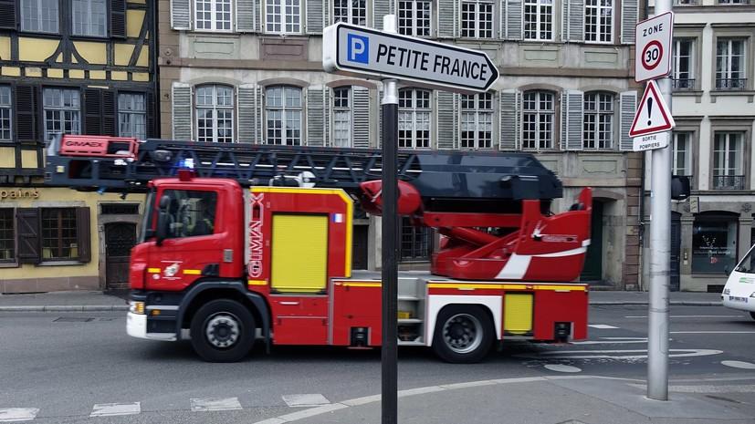 Спасший ребёнка в Париже малиец стал пожарным