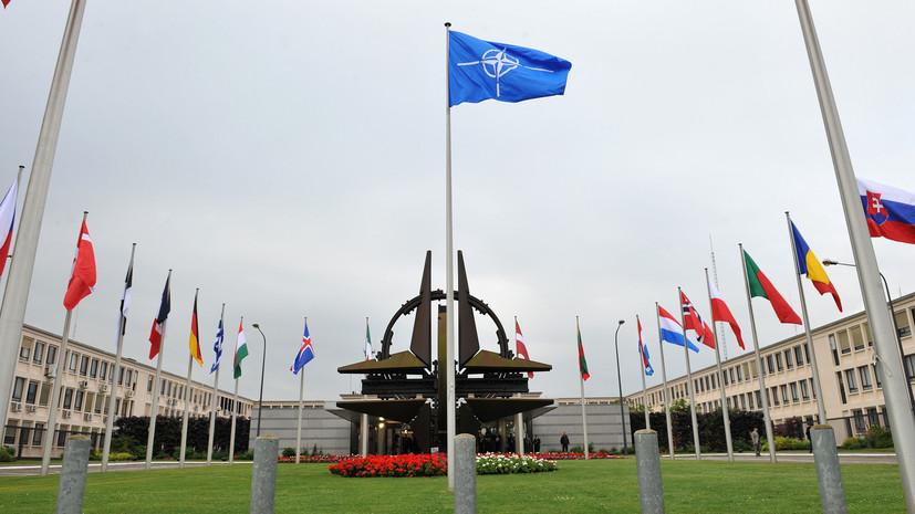 Песков назвал НАТО «дитя эпохи конфронтации»