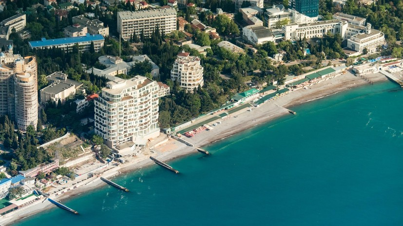В Крыму заявили об увеличении турпотока в 2018 году