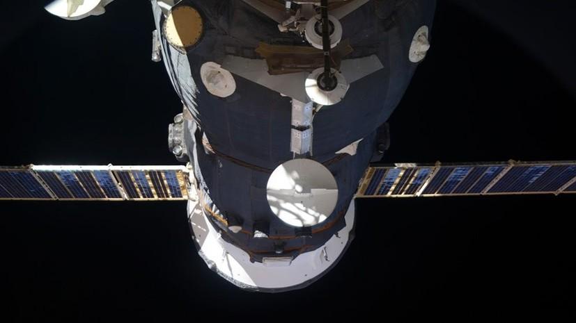 США просят Россию отремонтировать туалет на МКС