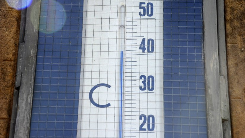 Жителей Оренбургской области предупредили об аномальной жаре в регионе