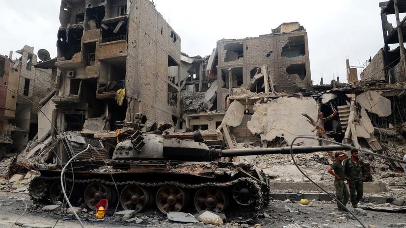Бастрыкин обсудил в Дамаске сотрудничество с властями Сирии по расследованию терактов