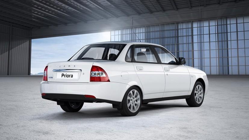 Названы модели самых востребованных среди россиян подержанных автомобилей