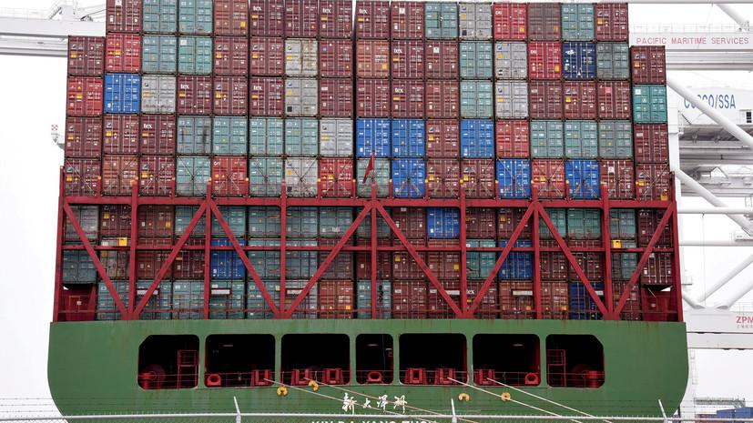 Торговый поворот: США могут ввести новые таможенные пошлины на товары из Китая с 6 июля