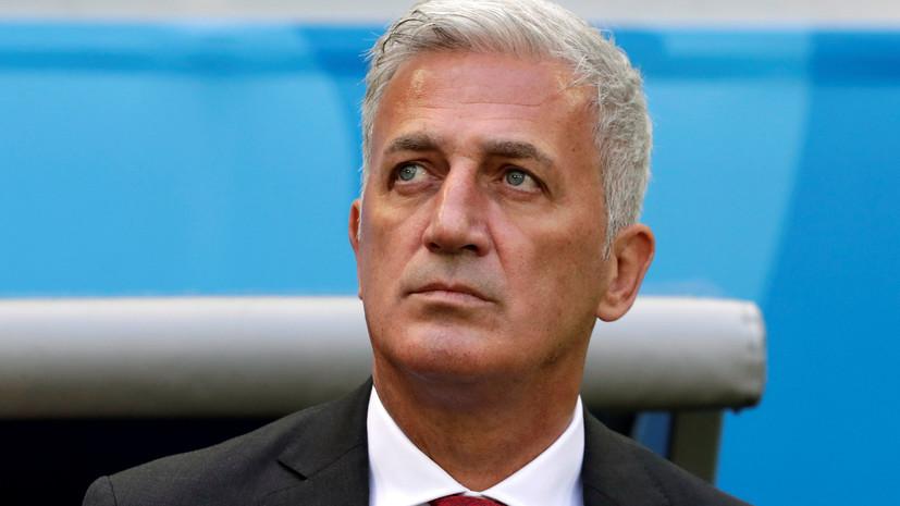 Тренер сборной Швейцарии Петкович прокомментировал поражение от Швеции в 1/8 финала ЧМ