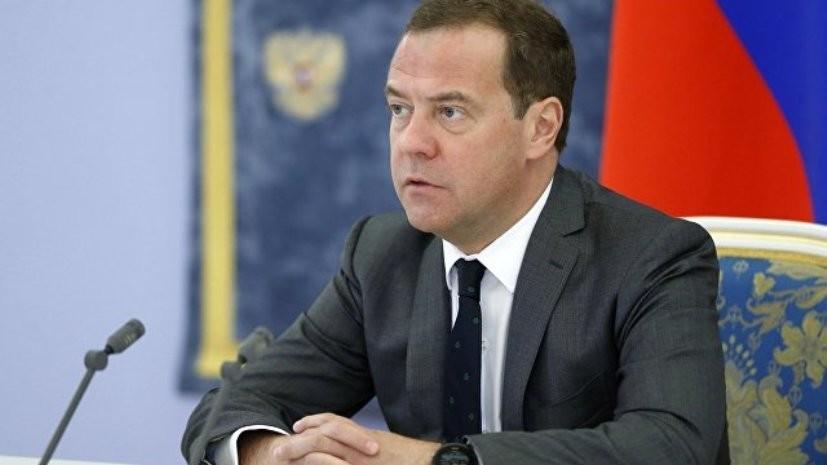 Медведев освободил от должности главу Росприроднадзора