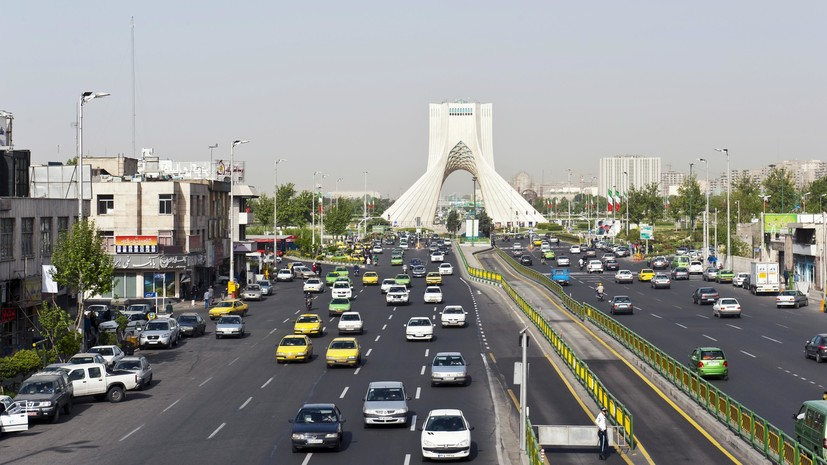 В Иране заявили о причастности Израиля к климатическим изменениям в стране