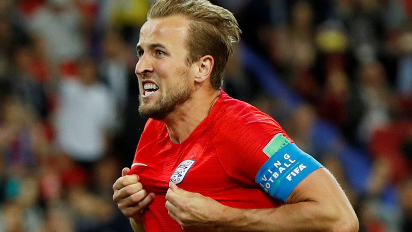 Кейн заявил, что сборная Англии «повзрослела» благодаря победе над Колумбией в матче 1/8 финала ЧМ-2018