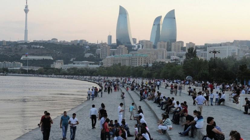 В Азербайджане полностью восстановили электроснабжение