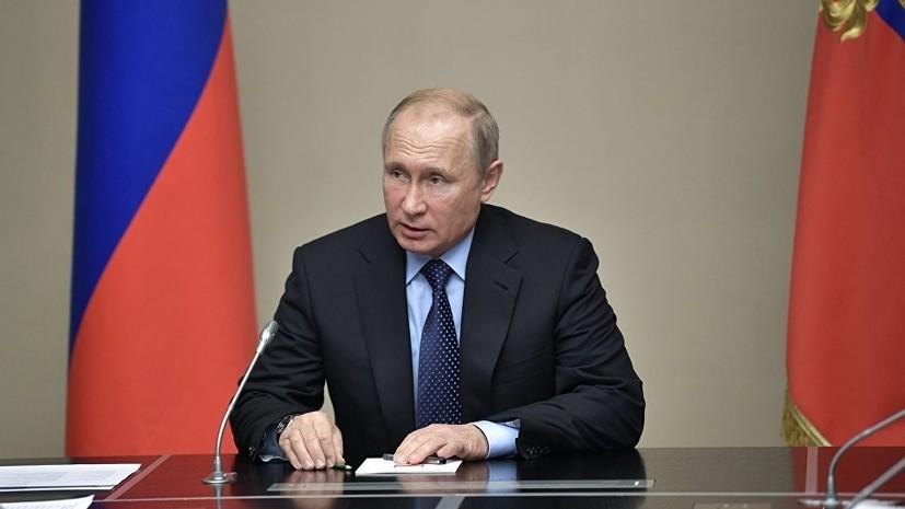 В Кремле подтвердили подготовку встречи Путина и Нетаньяху в Москве