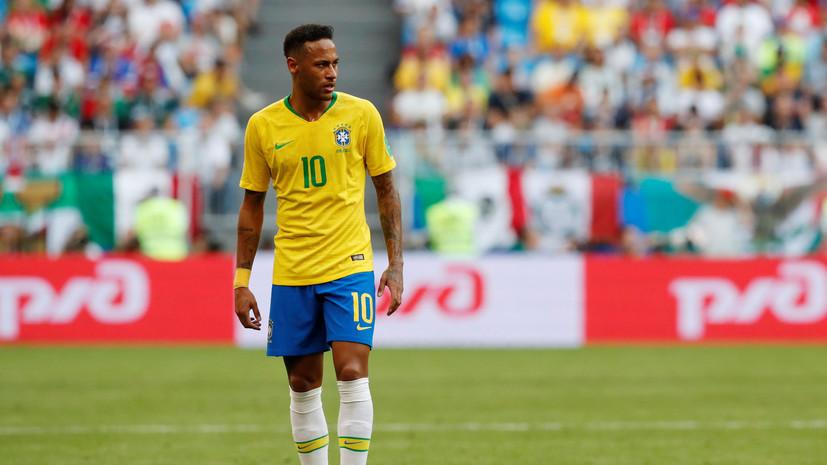 Роналдо высказал мнение о критике в адрес Неймара