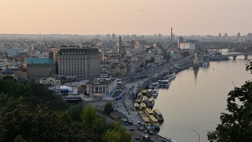 На Украине рассказали о количестве нападений на журналистов и редакции в стране