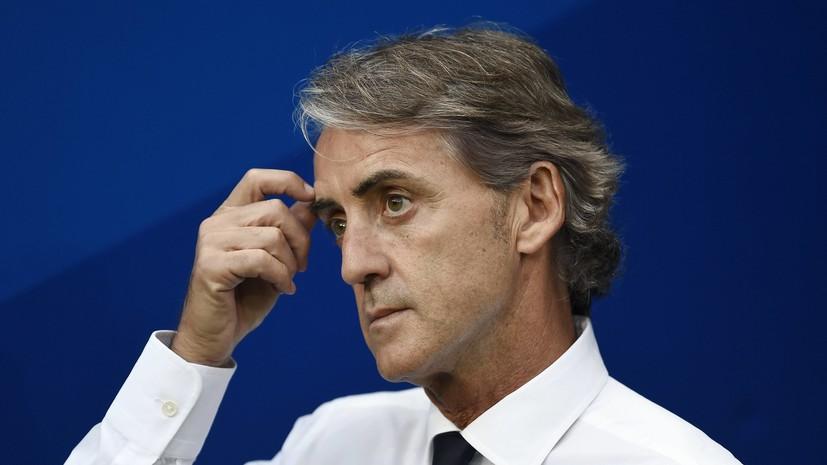 Экс-тренер «Зенита» Манчини прокомментировал возможный переход Роналду в «Ювентус»